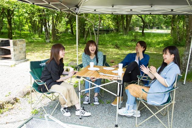 芦ノ湖 キャンプ 場